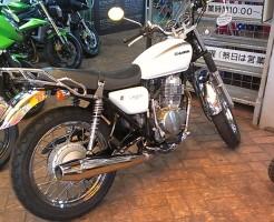 リリーのライダーズカフェ 中古車バイク