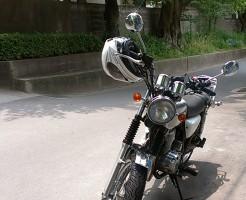 ホンダCB400SS
