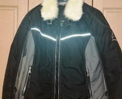 リリーのライダーズカフェ 冬用ジャケット